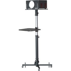 Unicol UPS5 Telescopic Portable Projector Trolley