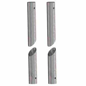 Unicol 1000cx2 Pair Of Column For Ceiling Installation Plain