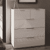 Main Image For Frank Olsen Intel Large Chest Wht Gloss White Large 32 Drawer Chest Wireless Charging