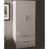 Main Image For Frank Olsen Intel Ward Wht White Gloss Wardrobe