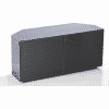 Main Image For Frank Olsen Intel1100corner Gry 1100 Corner Grey TV Cabinet