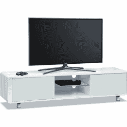 MDA Designs CAPRI 1500 Gloss White TV Stand