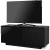 Main Image For MDA Designs Gallus Ultra 1100 Gloss Black TV Stand