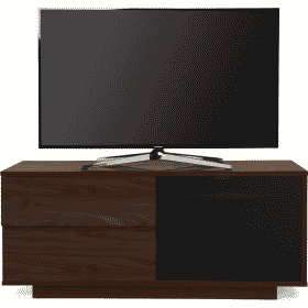 MDA Designs GALLUS ULTRA 1100 Walnut TV Stand
