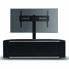 Frank Olsen Furniture INTEL1500LED-GRY High Gloss Grey 1500 TV Unit Cabinet
