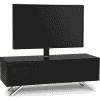 Main Image For MDA Designs Tucana 1200 Hybrid Cantilever Gloss Black TV Stand