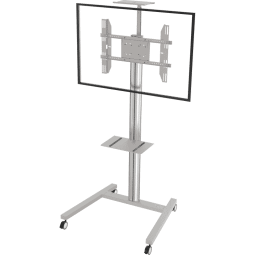 Additional Images For Multibrackets M Display TV Stand 180 Single Silver 0636