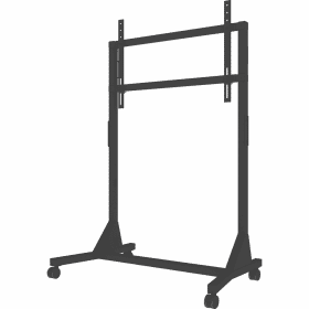 Multibrackets M Manual Floorstand 130Kg Black SD (2883)