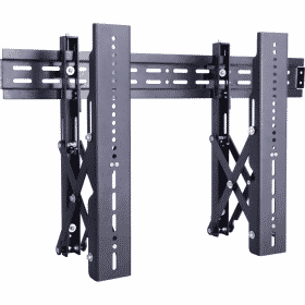 Multibrackets M Public Video TV Wallmount Push 40 - 70AIg- Black (0513)